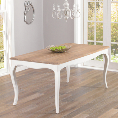 Distressed Dining Table Cheap Wood