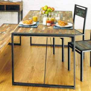 Urban Chic Dining Table-10638