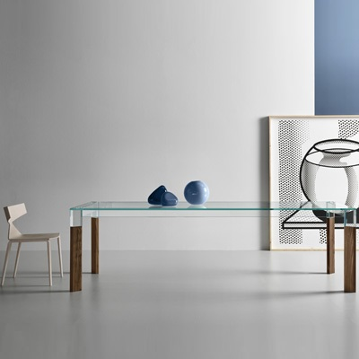 330bedad3ae Perseo 260cm Glass Dining Table - Robson Furniture