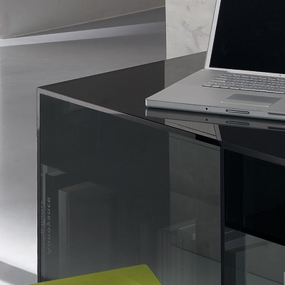 nervi glass office desk. Server Glass Home Office Desk-23500 Nervi Desk