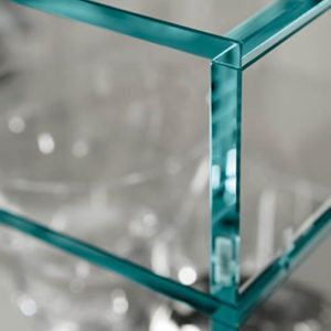 Grattacielo Glass Shelving Unit Combination 4-22238