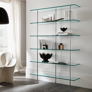 Glass Bookcases Robson Furniture