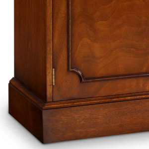 Breakfront Sideboard with Reeded Edge Mahogany AMC49-18250