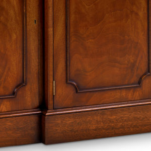 Breakfront Sideboard with Reeded Edge Mahogany AMC49-18253