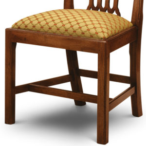 Gothic Chippendale Side Chair Mahogany GC01-19214