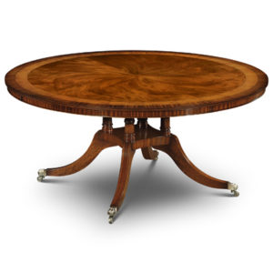 Circular Dining Table Mahogany W150-18522