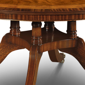 Circular Dining Table Mahogany W150-18523