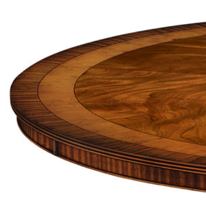Circular Dining Table Mahogany W150-18526
