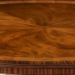 Circular Dining Table Mahogany W150-18521
