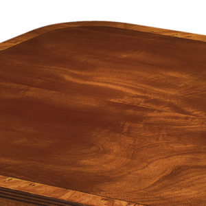 Coffee Table with Cluster Base Mahogany W184-18064