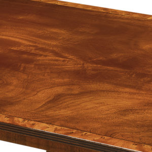 Coffee Table with Cluster Base Mahogany W184-18063