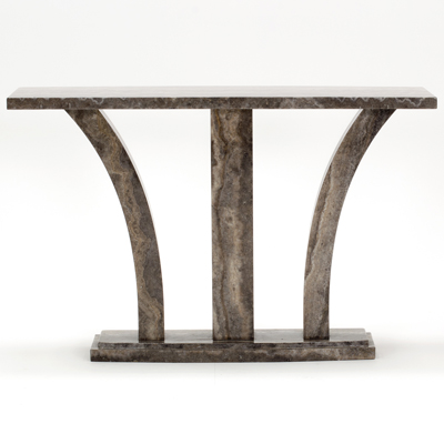 Beau Amari Marble Console Table 20897
