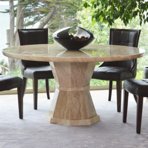 Marly Marble Small Round Dining Table 21067