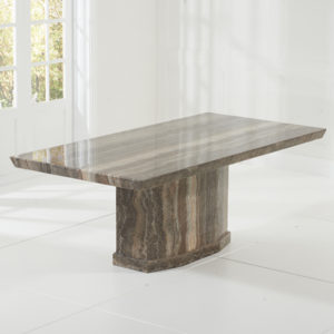 Kamila Black Marble Dining Table With 6 Chairs Robson