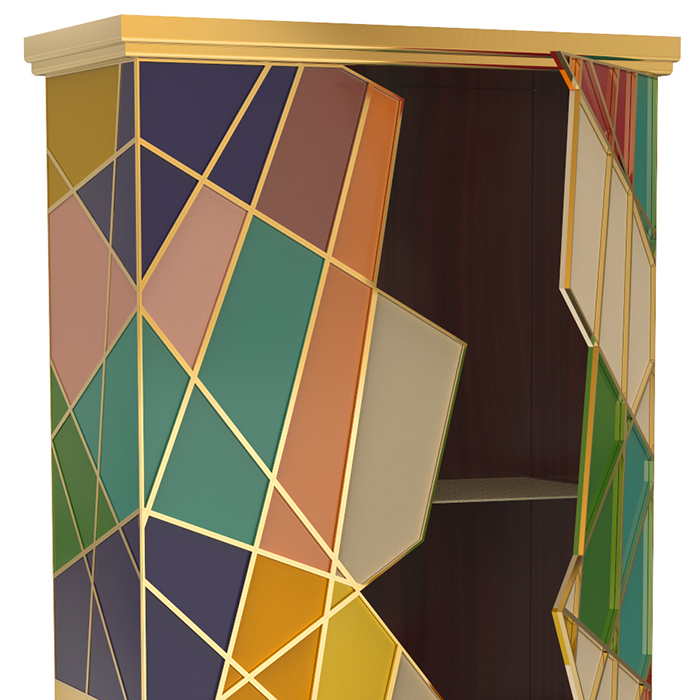 Limited Edition Luxury Colours Cabinet Robson Furniture