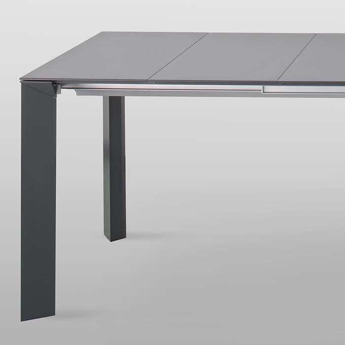 Manhattan Luxury Extending Extra Large Dining Table  : D5D2788 Detail from www.robsonfurniture.co.uk size 700 x 700 jpeg 10kB