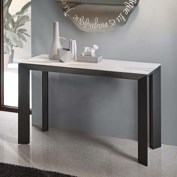 Manson Designer Extending Console Dining Table Robson Furniture