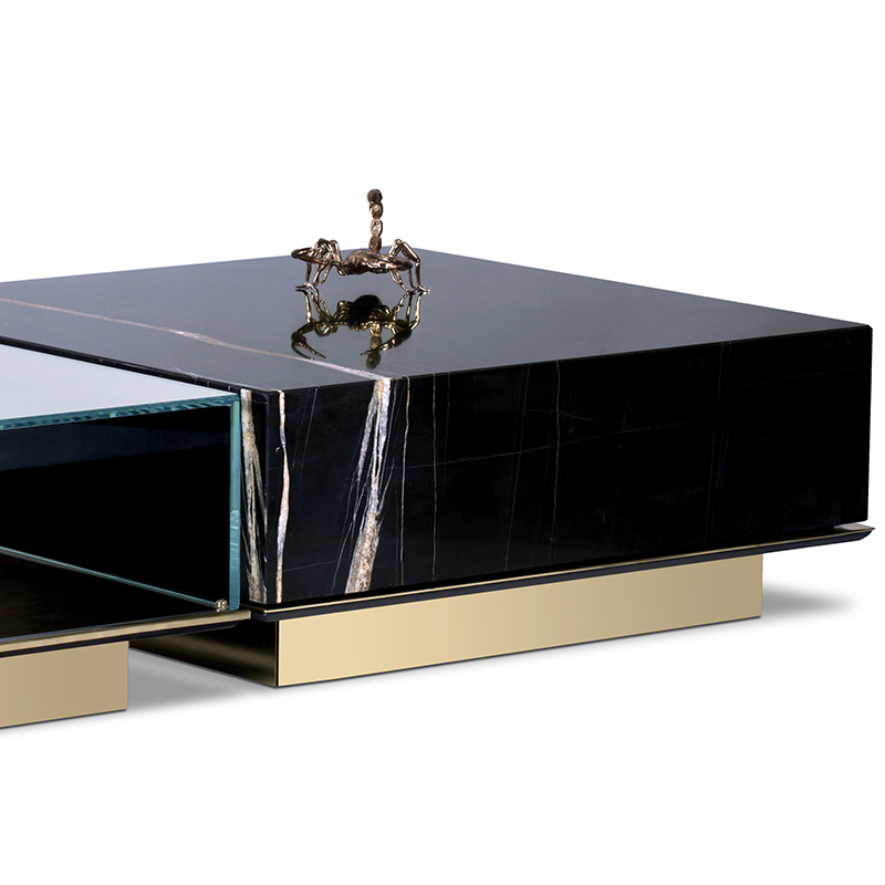 Memphis Furniture Company: Memphis Luxury Coffee Table