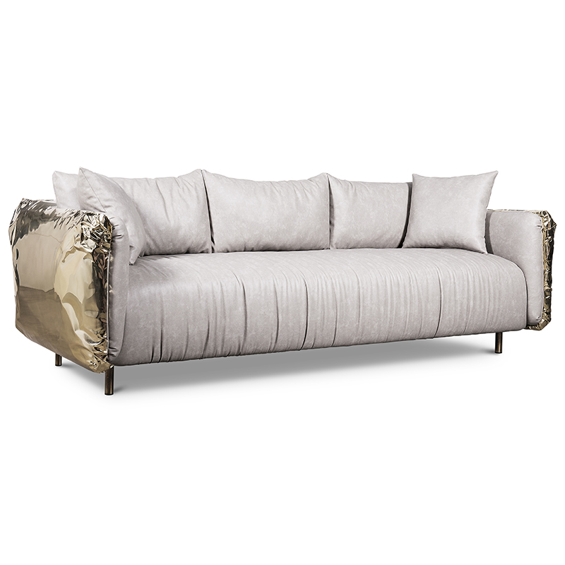 Large Luxury Sectional Sofas: Imperto Luxury Large Sofa